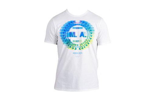 Marshall Artist Marshall Artist molecular ss t-shirt White