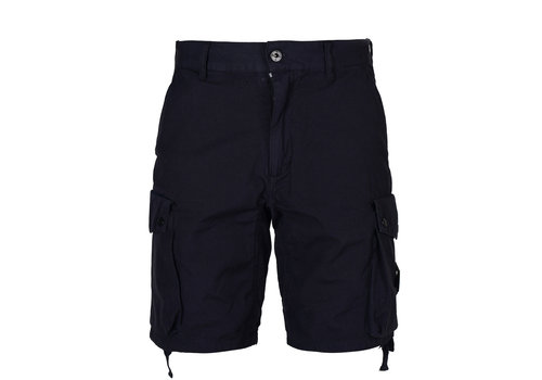 Marshall Artist Marshall Artist garment dyed cotton short Washed navy