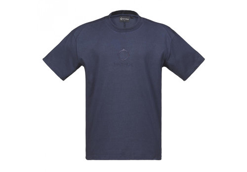 MA.STRUM MA.STRUM relaxed fit gd tee True navy
