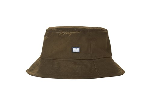 Weekend Offender Weekend Offender King bucket hat Army green