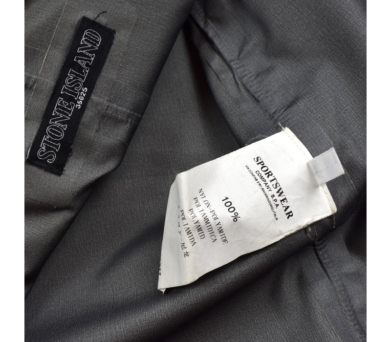 Stone Island shadow project navy gore-tex stealth parka XL