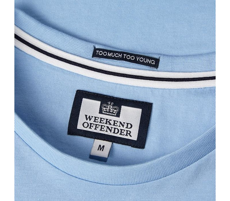 Weekend Offender Leo Gregory t-shirt Bubble