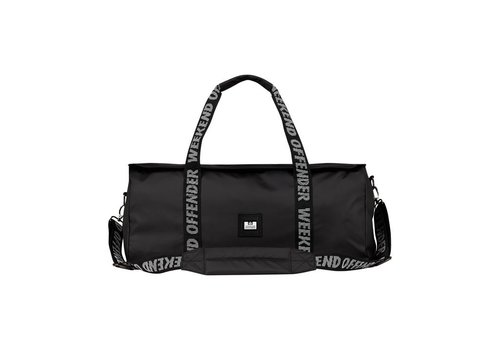 Weekend Offender Weekend Offender weekend bag Black