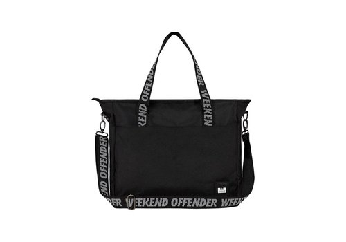 Weekend Offender Weekend Offender tote bag Black
