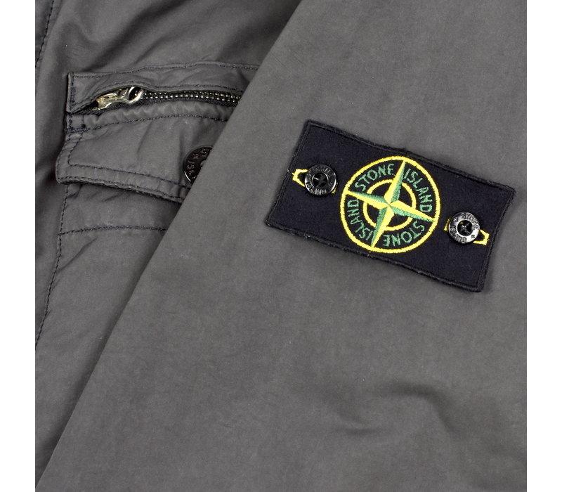 Stone Island grey david-tc field jacket XXXL