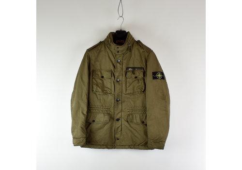 Stone Island Stone Island brown david-tc field jacket L