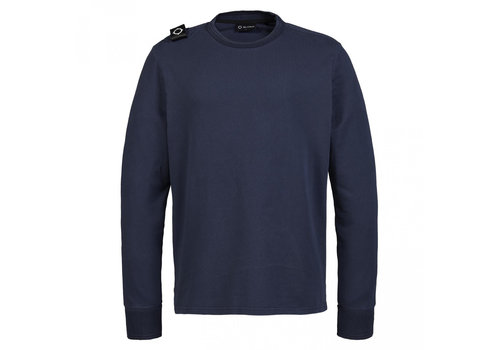 MA.STRUM MA.STRUM lightweight gd crew Dark navy
