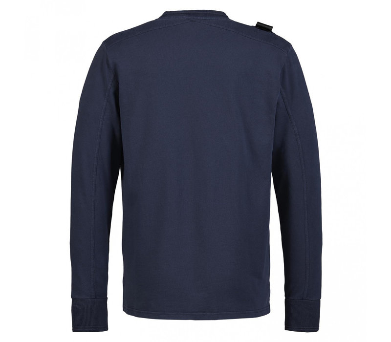 MA.STRUM lightweight gd crew Dark navy