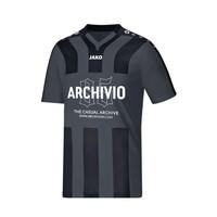 Archivio85 football shirt Black & Grey