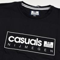 Weekend Offender City Series 3.0 Casuals Nijmegen t-shirt Black