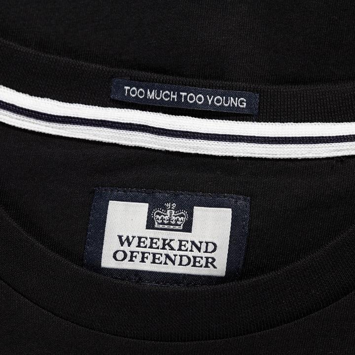 Rabatt 20/% WEEKEND OFFENDER T-Shirt Casuals International T-Shirt Ultras
