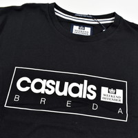 Weekend Offender City Series 3.0 Casuals Breda t-shirt Black