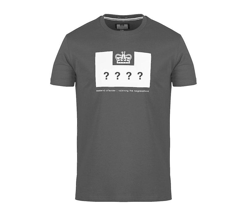 Weekend Offender City Series Prison logo custom t-shirt