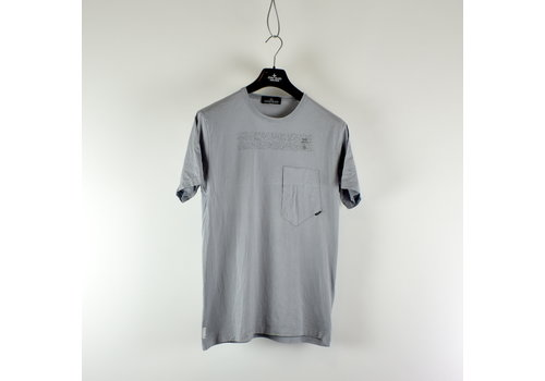 Stone Island Stone Island shadow project grey catch pocket-t XL