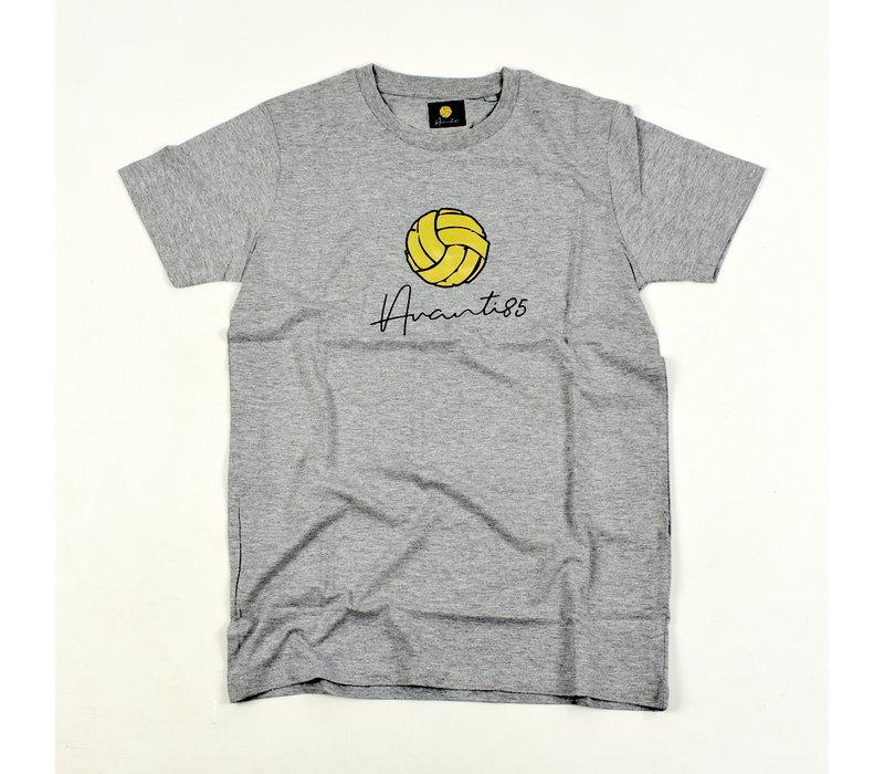 Avanti85 avanti grey t-shirt