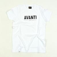 Avanti85 riviera white t-shirt
