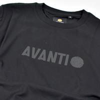 Avanti85 all black t-shirt