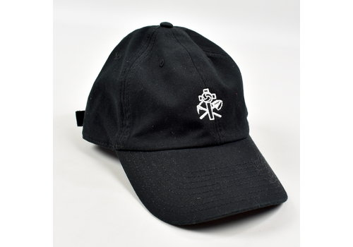 Laseize XVI Laseize XVI working man's religion cap Black