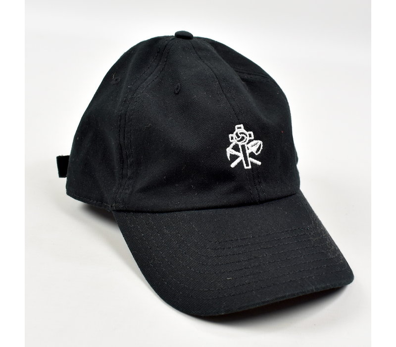 Laseize XVI working man's religion cap Black