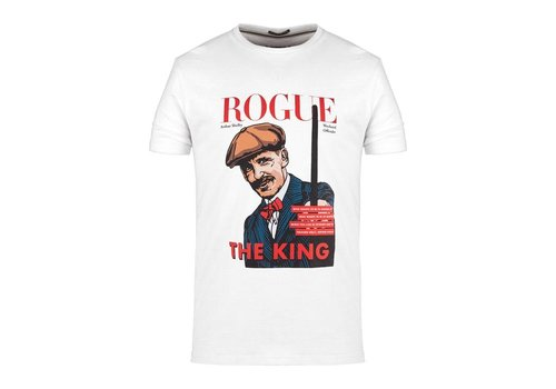 Weekend Offender Weekend Offender Rogue series Arthur t-shirt White