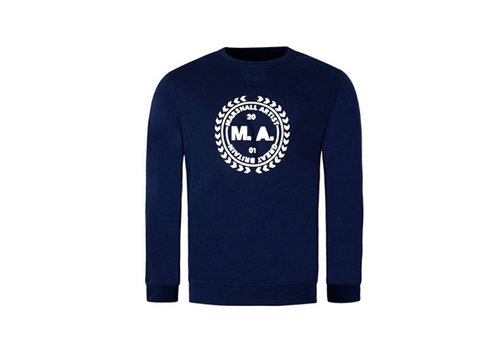 Marshall Artist Marshall Artist casually crafted sweatshirt Navy