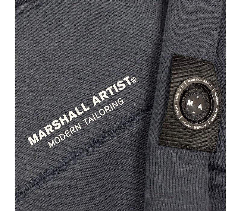 Marshall Artist oth hood sweatshirt Navy
