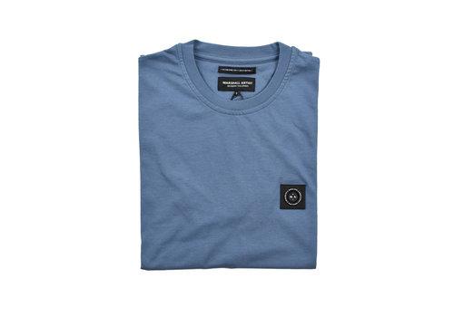 Marshall Artist Marshall Artist siren ss t-shirt Quarry blue