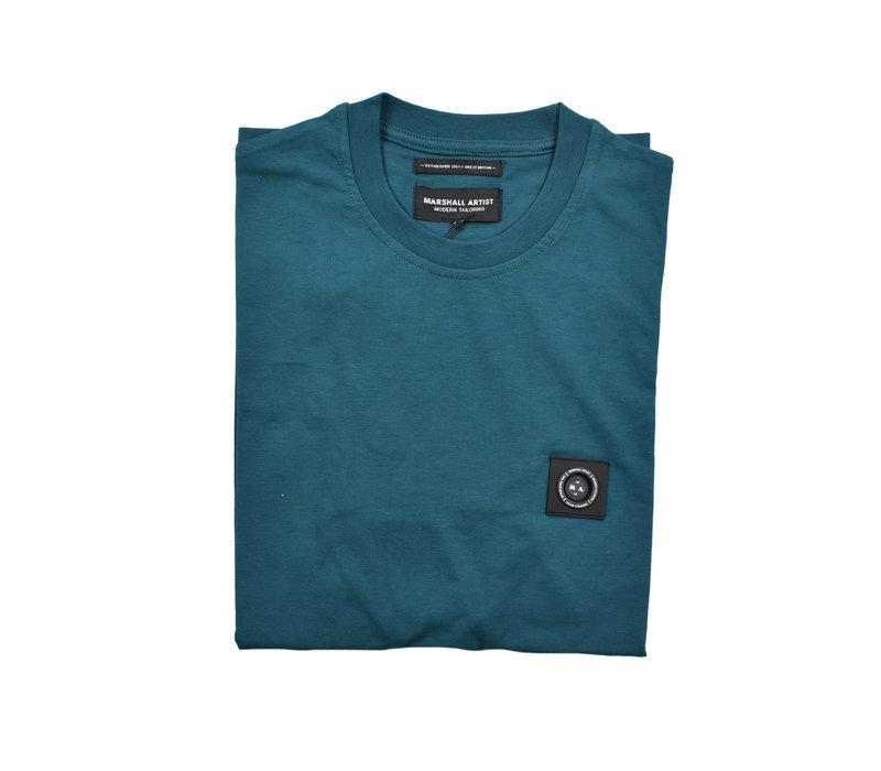 Marshall Artist siren ss t-shirt Teal