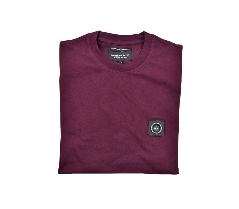 Marshall Artist siren ss t-shirt Burgundy