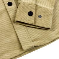 Marshall Artist cord overshirt Stone
