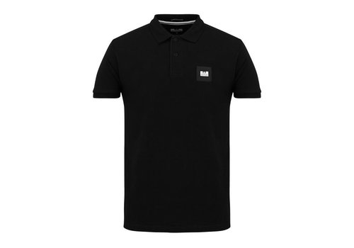 Weekend Offender Weekend Offender Colombia polo Black