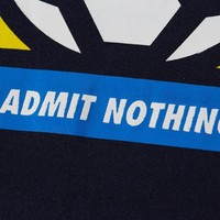 Weekend Offender Admit Nothing t-shirt Navy