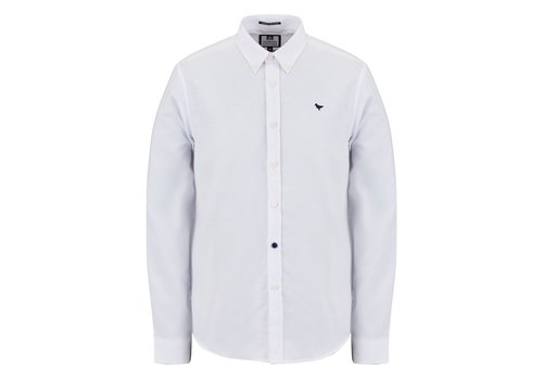 Weekend Offender Weekend Offender Pallomari long sleeve shirt White