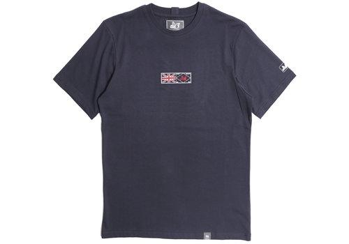 Peaceful Hooligan Peaceful Hooligan Finest t-shirt Navy