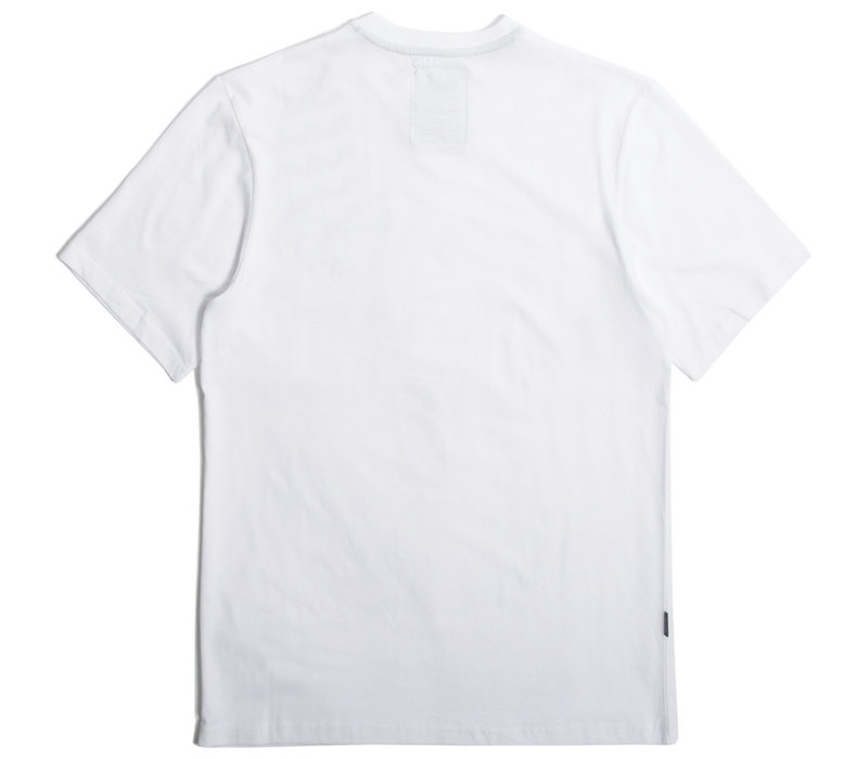 Peaceful Hooligan Cathedral t-shirt White