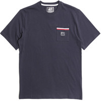 Peaceful Hooligan Cathedral t-shirt Navy