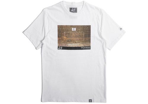 Peaceful Hooligan Peaceful Hooligan Goal t-shirt White