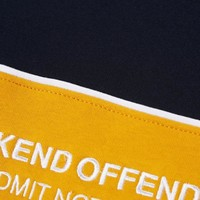 Weekend Offender Poison sweatshirt Navy