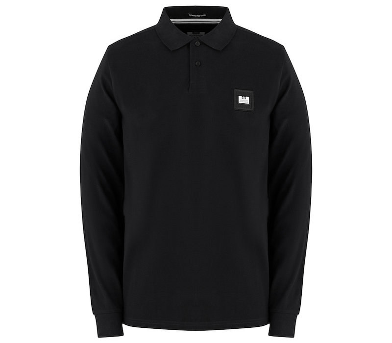 Weekend Offender Sandoval polo Black