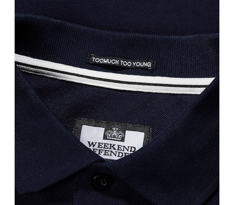 Weekend Offender Sandoval polo Navy