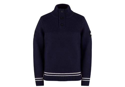 Weekend Offender Weekend Offender Gato knit sweater Navy