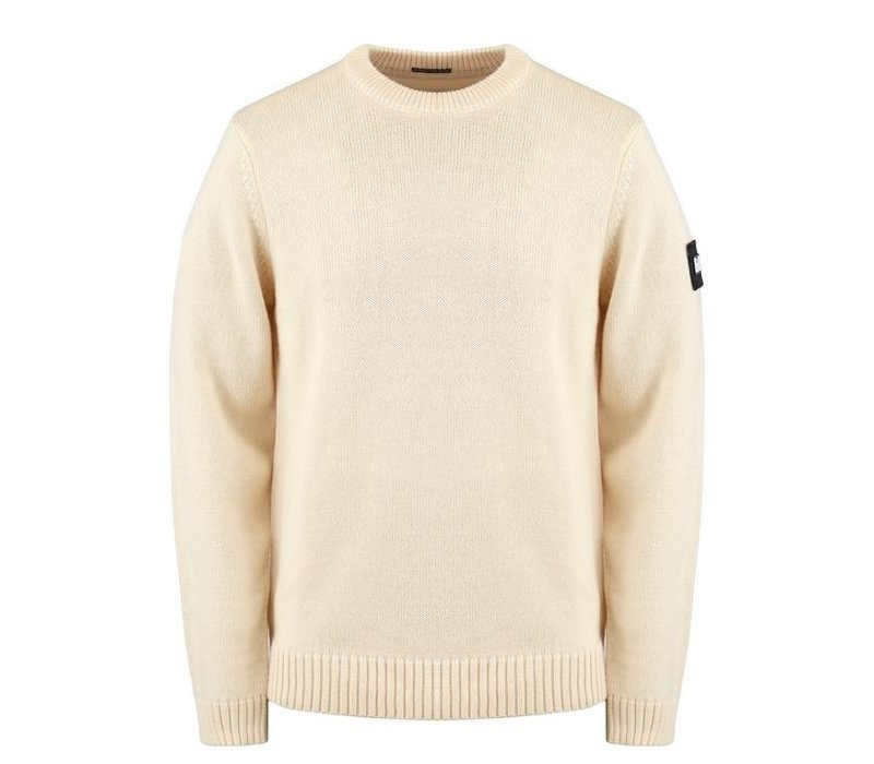 Weekend Offender Fercho knit sweater White