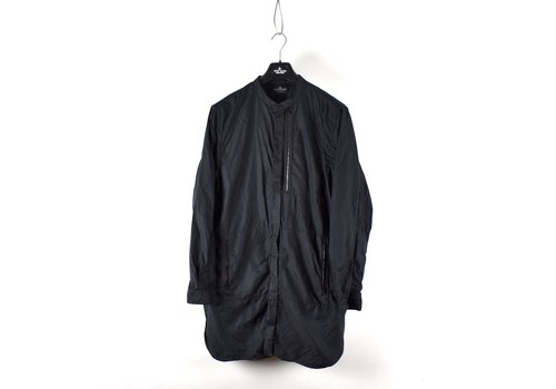 Stone Island Stone Island shadow project black hollow fibre coat XL