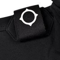 MA.STRUM velo hooded softshell Jet Black