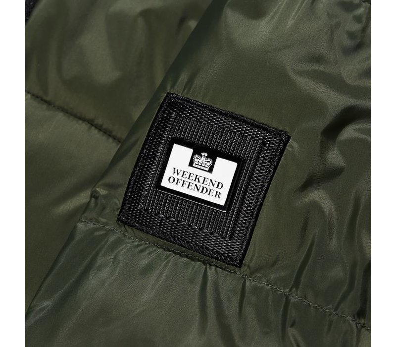 Weekend Offender Gustavo parka Alpine