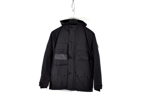 Marshall Artist Marshall Artist compacta resin field jacket Black