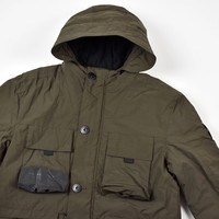 Marshall Artist compacta resin field jacket Khaki