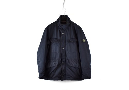 Stone Island Stone Island navy david-tc field jacket XXL