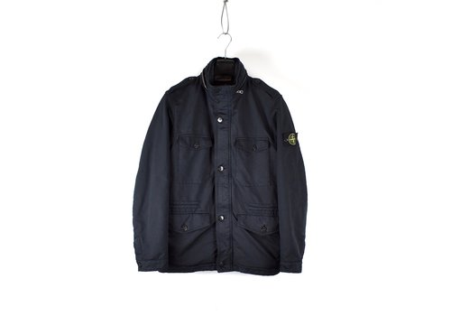 Stone Island Stone Island navy david-tc field jacket M