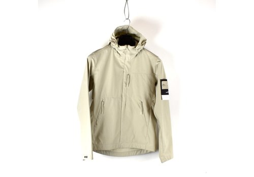 Stone Island Stone Island beige ghost piece nylon cotton 3l jacket S